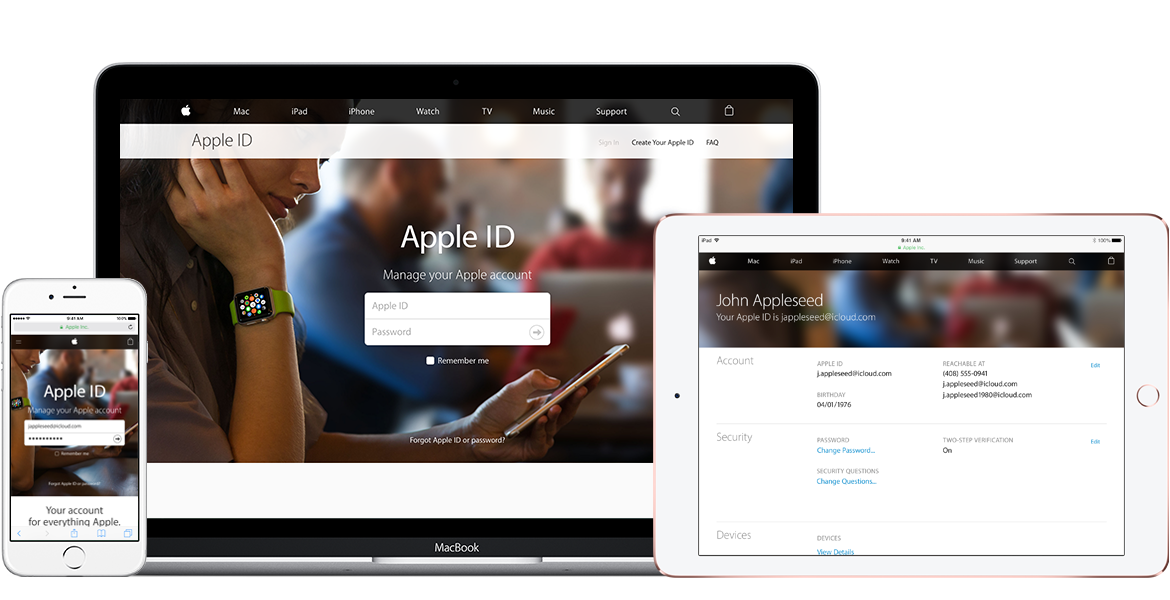 how to close apple id account