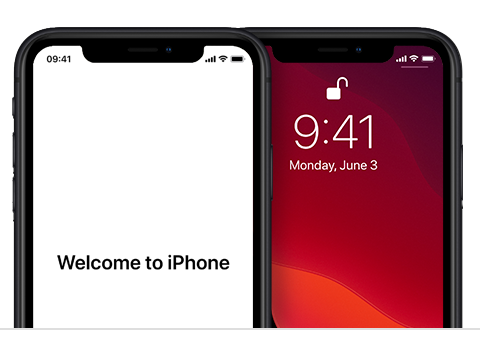 new to iphone official apple support