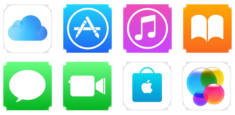 эпл яблоко картинки