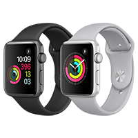 Apple Watch Series 2 и Series 3