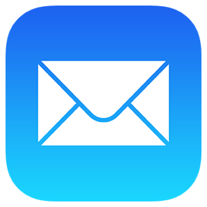 Image result for email icon transparent background iphone