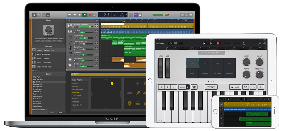 garageband full jam pack free mac torrent