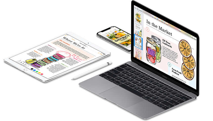Pages – Suporte Oficial da Apple