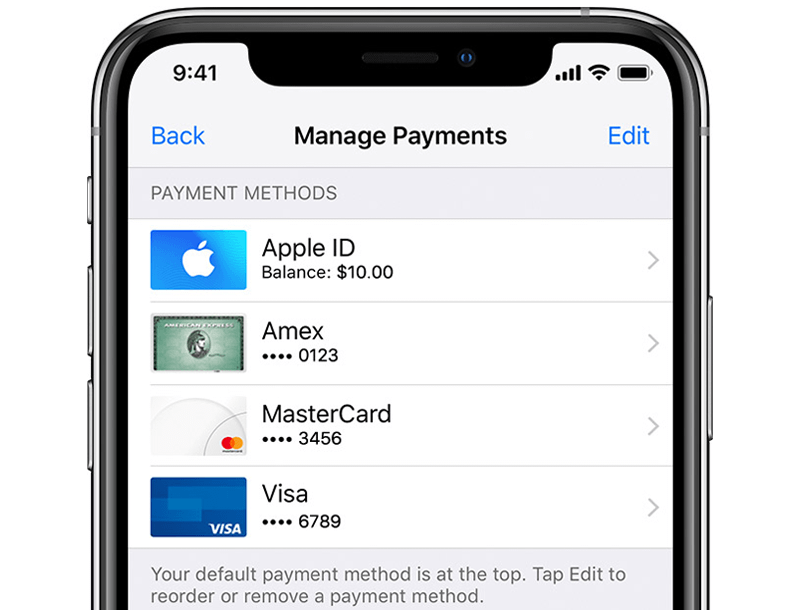 Subscriptions And Billing Official Apple Support