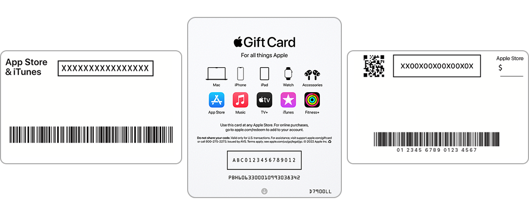 About Gift Card Scams Official Apple Support