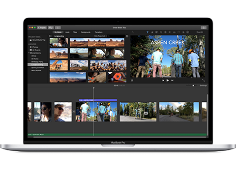 iMovie - Official Apple Support