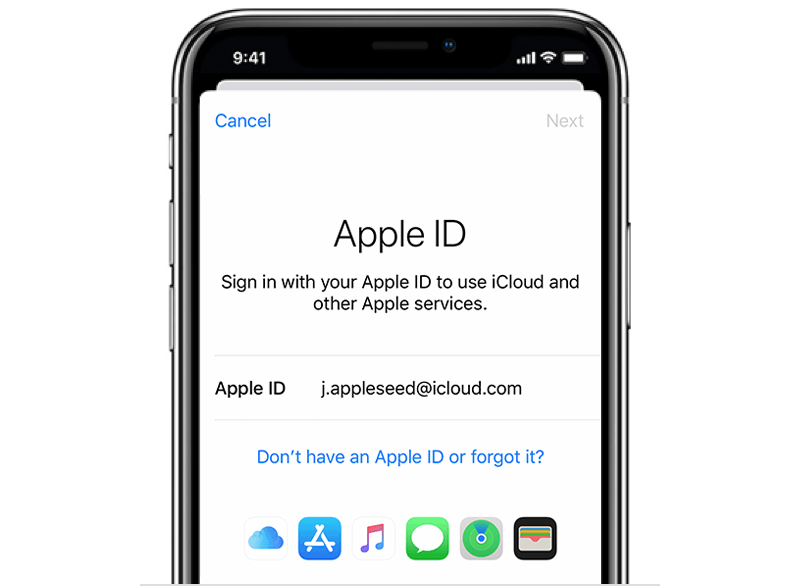Apple Id Official Apple Support