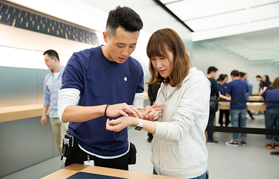 make appointment apple genius bar robina