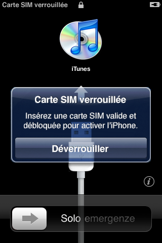 Support Carte Sim Iphone C