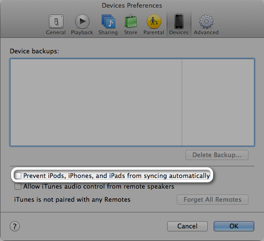 How do i stop itunes from syncing apple support communities apps