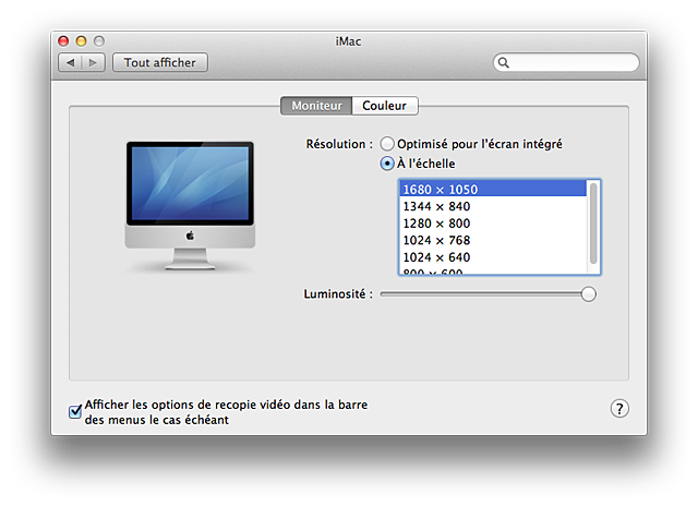 photo comment mettre airplay sur mon mac