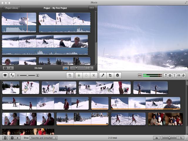 Mac Basics: iMovie - Apple Support