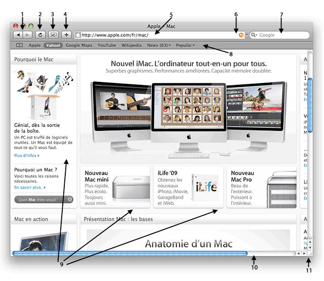 Comment afficher la fenetre de recherche google for Reduire fenetre mac