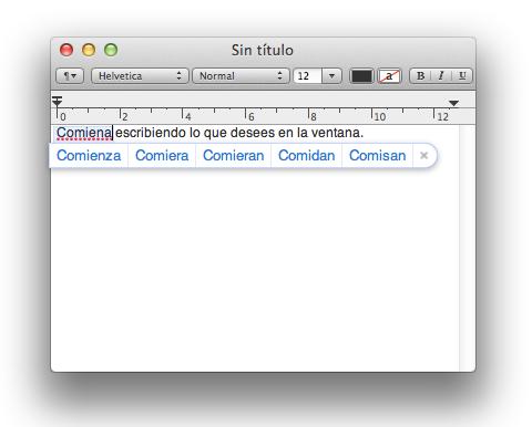 El ABC del Mac: TextEdit - Soporte técnico de Apple