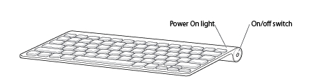 Apple Wireless Keyboard: How to store your keyboard when ...