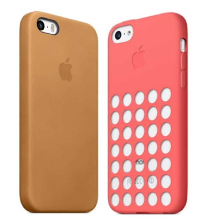 comment nettoyer iphone 5s case