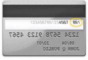 sicherheitscode kreditkarte visa