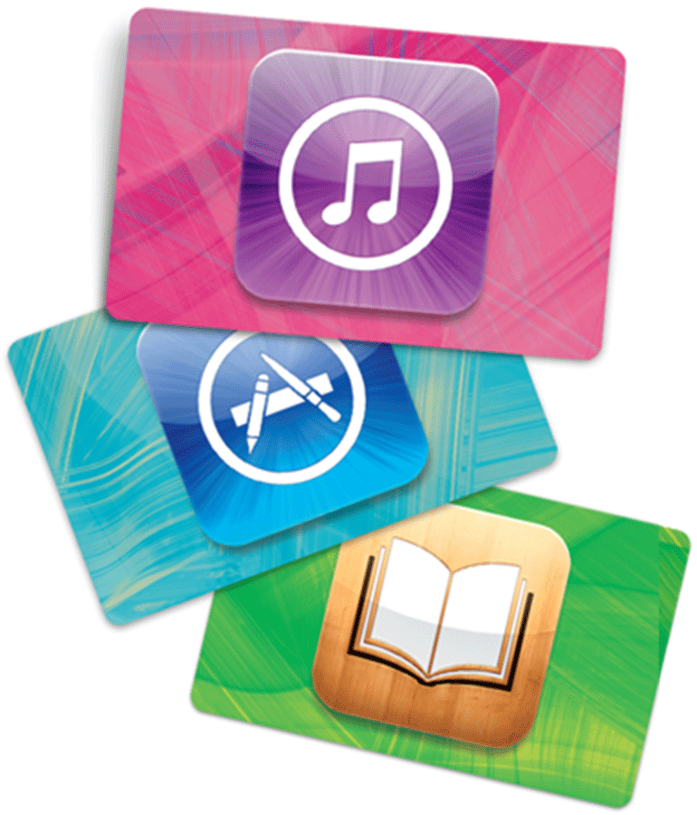 how to buy itunes gift card with apple gift card