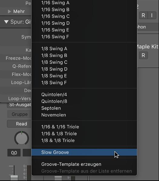 Logic Templates | Logic Pro X Erstellen Von Groove Templates