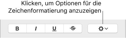 Pages Für Mac ändern Der Textschreibweise In Einem Pages Dokument