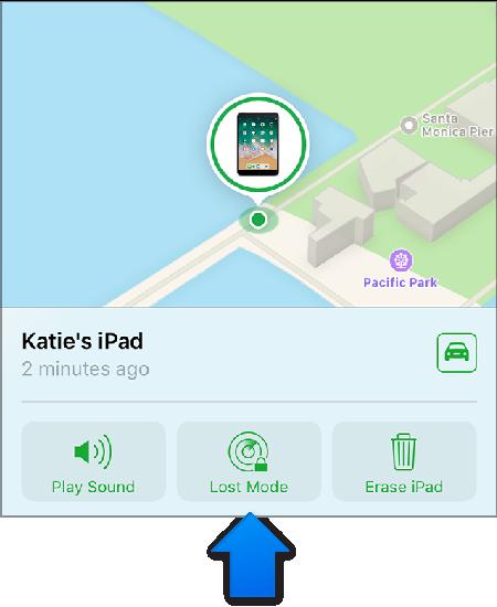 iphone orten im offline modus