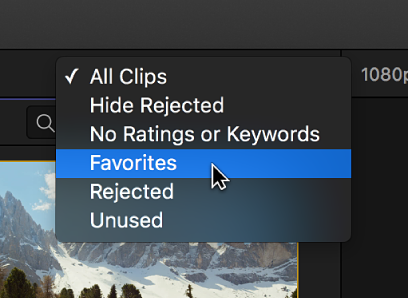 how to make cut up a clip final cut