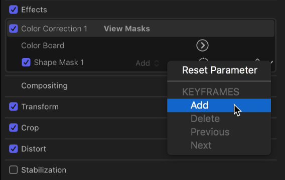 Drawing Lines In Final Cut Pro : Final cut pro animate a mask