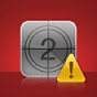 A Missing Generator alert icon