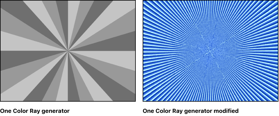 Motion One Color Ray