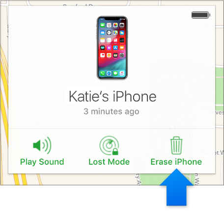 how to erase locked iphone icloud erase your device with find my iphone 6588