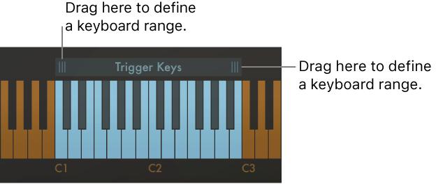 Logic Pro X Use Chord Trigger
