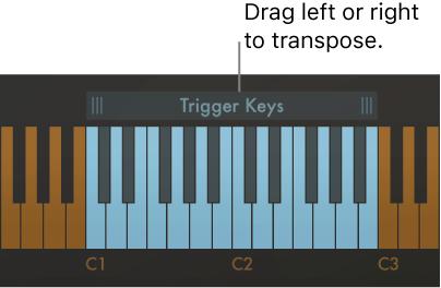 Logic Pro X: Use Chord Trigger