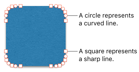 how to make textbox a shape