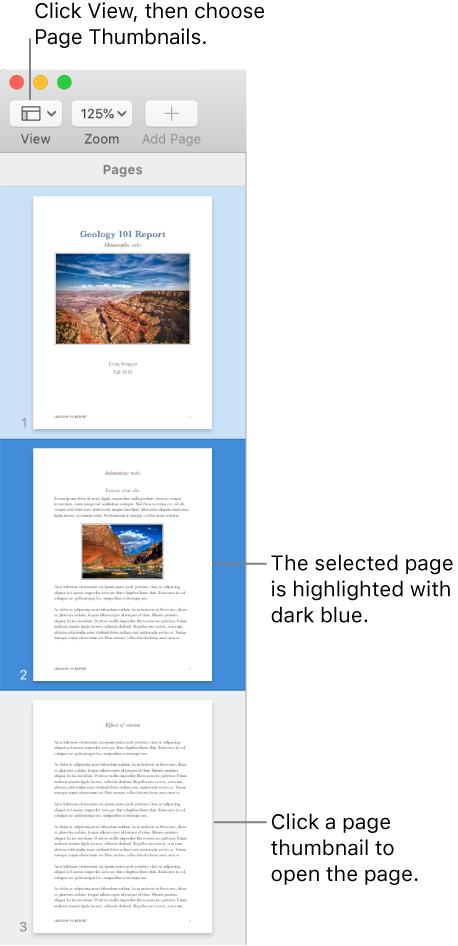 Duplicate a page