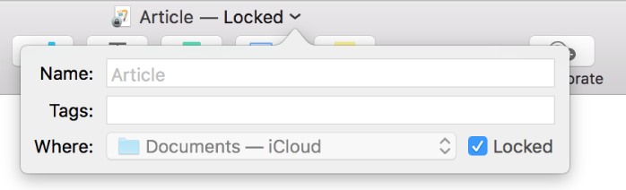 unlock word document mac