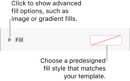 Pages for Mac: Change table gridlines and colors