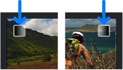 iMovie for iOS (iPad): Modify transitions