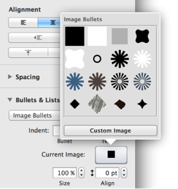 how to create a pop-up image on powerpoint mac