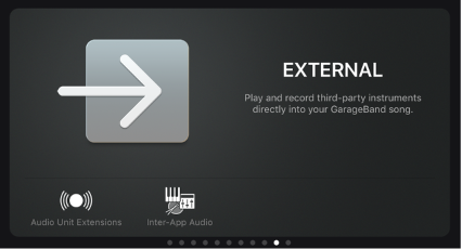 GarageBand for iOS (iPhone, iPod touch): Use other music