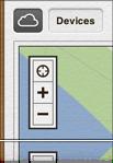 Flecha que señala al botón Actualizar