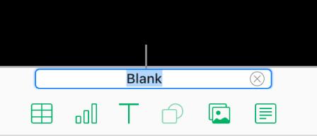 Numbers para iCloud: Crear una hoja de cálculo