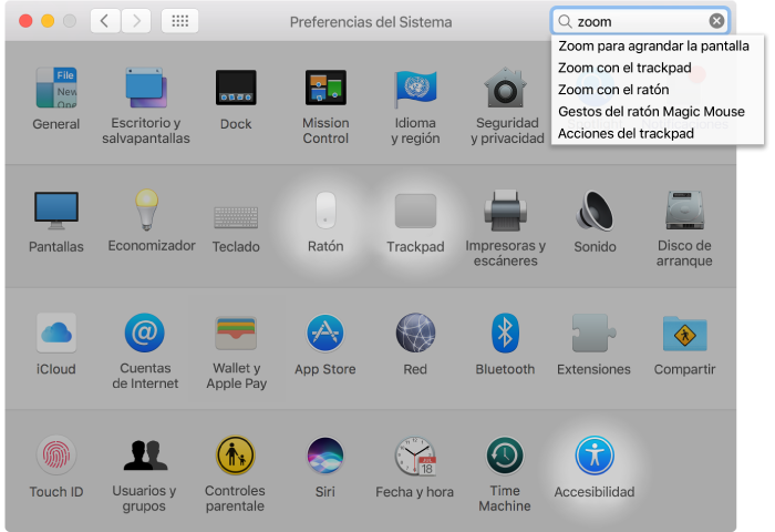 borrar preferencias del sistema en mac