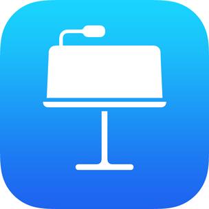 c08ccc2d779 Keynote for iPhone: Controlar una presentación con un mando a distancia