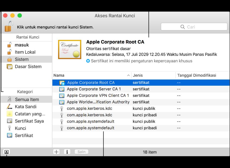 access keychain on mac - 979×716