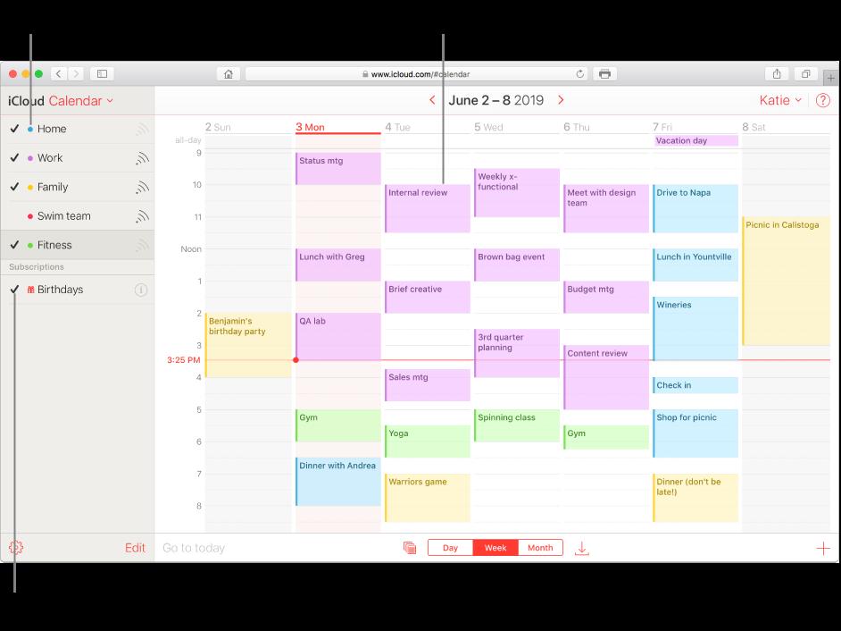 Come Creare Un Calendario Personalizzato.Icloud Creare Un Calendario Su Icloud
