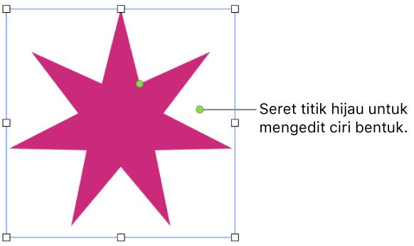 Pages Untuk Mac Tambah Dan Edit Bentuk Dalam Dokumen Pages