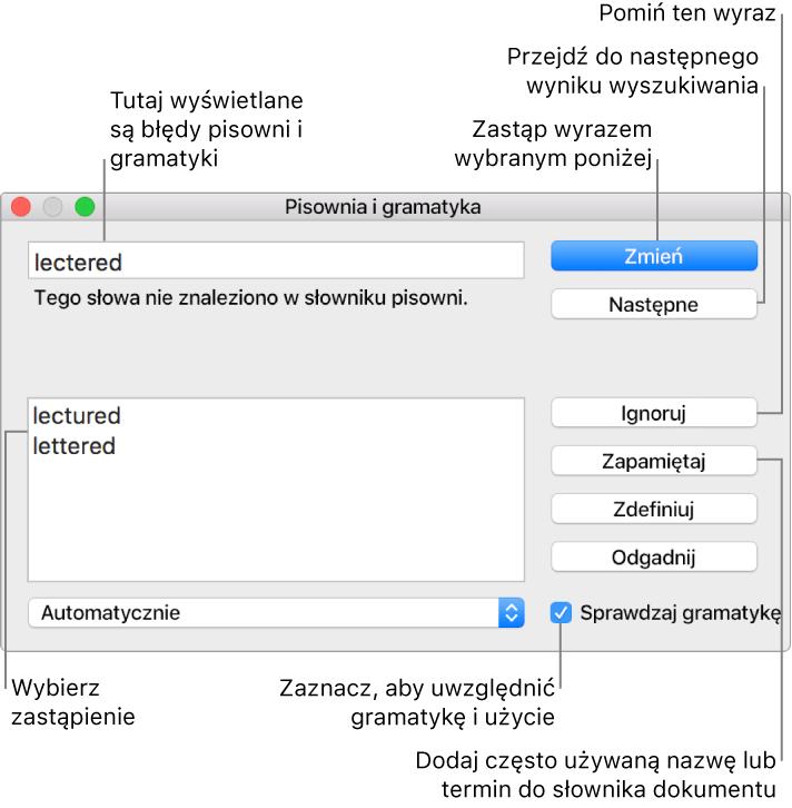 Sprawdz pisowni polski online dating