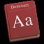 ไอคอนพจนานุกรม