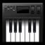 ไอคอนการตั้งค่าเสียง MIDI
