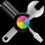 """""""ColorSync 实用工具""""图标"""